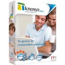 Gestión Documental,  Knosys Bluen Home Edition, Knosys Blue Standalone, Knosys Blue Enterprise,