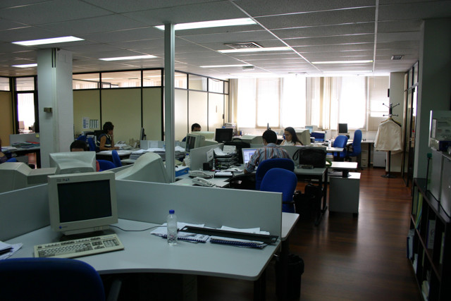 Oficinas vegul programas empresas for Oficinas enterprise