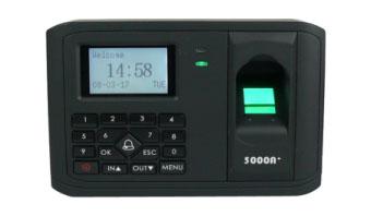 Control de accesos y presencia modelo SH-5000A+
